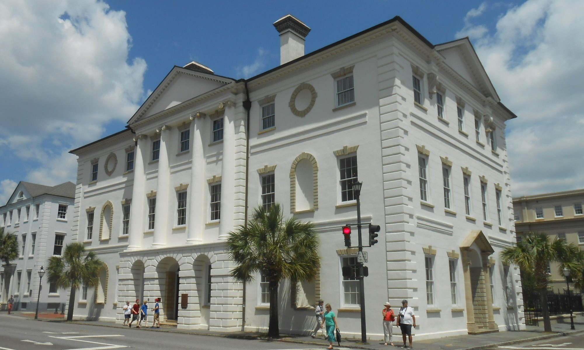 Charleston Courthouse